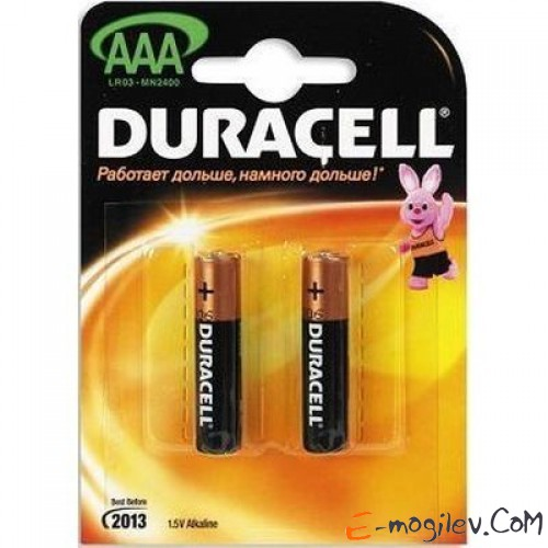 DURACELL Turbo LR03/MN2400