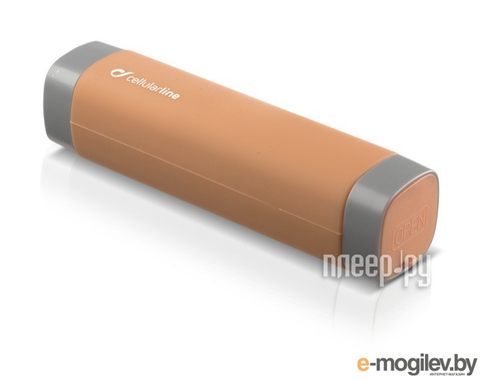 Cellular Line 2200 mAh Orange FREEP2200ACTIVEO