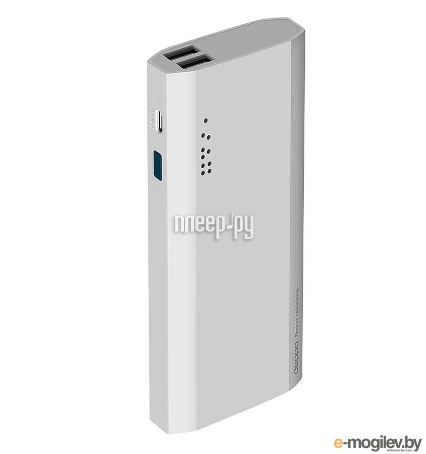 Deppa NRG Power 13000 mAh White 33513