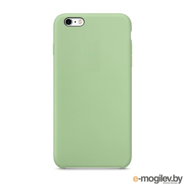 Чехол APPLE iPhone 6S Plus Silicone Case Mint MM692ZM/A