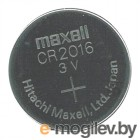 батарейки CR2016 - Maxell CR2016 3V