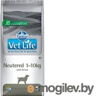 Корм для собак Farmina Vet Life Neutered 1-10 кг 10.0 кг