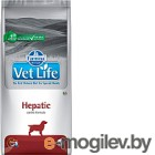 Корм для собак Farmina Vet Life Hepatic 2кг