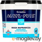 Sniezkа Acryl Putz Light LT22 0.25л, готовая