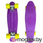 EcoBalance Cruiser Board Violet Yellow