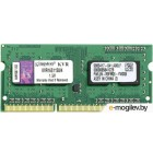Kingston DDR3-1600 PC-12800 4Gb KVR16S11S8/4 SODIMM