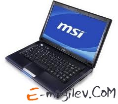 MSI CR430-099XBY 14/E2-1800/2Gb/500Gb/HD7340M/Dos/Black