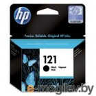 HP CC640HE № 121 black
