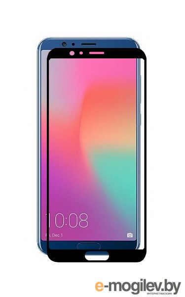 для Huawei Закаленное стекло Huawei Honor View 10 DF Full Screen hwColor-38 Black