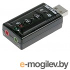 USB TRUA71 C-Media CM108 2.0 channel out 44-48KHz volume control 7.1 virtual channel RTL