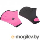 Все для плавания Акваперчатки Mad Wave Aquafitness Gloves S Pink-Black M0746 03 4 03W