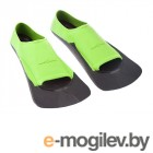 Mad Wave Fins Training II Rubber 32-34 Green-Black M0749 03 1 06W