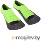 Все для плавания Mad Wave Ласты Fins Training II Rubber 44-46 Green-Black M0749 03 7 06W