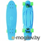 Скейты Y-SCOO Big Fishskateboard 27 Blue-Green 402-B