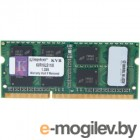 ОЗУ. Kingston KVR16LS11/8 SO-DIMM DDR3 1600Mhz - 8Gb(1x8Gb)