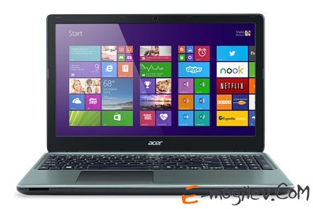 Acer E-series E1-572G-54204G1TMnii Core i5-4200U/15.6/4Gb/1Tb/R5 M240 1Gb/HD/Mat/1366x768/Win 8 Single Language 64/grey/BT4.0/6c/WiFi/Cam