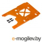 Пластина моторамы ENGINE PLATE 2.5mm (7075/ORANGE).