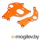 MOTOR MOUNT SET (LEFT/RIGHT/ORANGE).