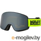 Горнолыжная маска Head Horizon Rebels Unisex Lime/Silver / 391428