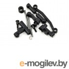 Steering bellcranks/ servo saver/ servo saver spring/ servo spring retainer requires 5x11mm BB (2).
