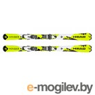 Комплект горных лыж Head Monster SLR2 67 + SLR 4.5 AC Brake 74 (I) / 31428801 (neon yellow/white)