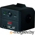 AEG Protect Office GE 6000007746 USB charger, RJ11 & RJ45