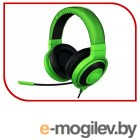 Гарнитура Razer Kraken Зелёная Razer Kraken - Multi-Platform Wired Gaming Headset - Green - FRML Packaging