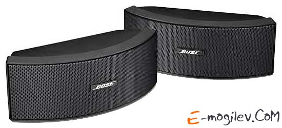 Bose Model 151 SE Environmental Speaker, Black