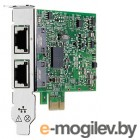 HP Ethernet 1Gb 2P 332T Adptr 615732-B21