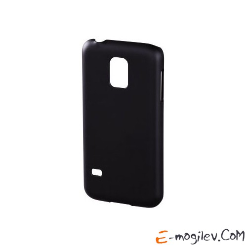 Hama для Galaxy S5 mini Rubber черный (134129)