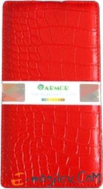 Armor-X для Sony Xperia T2 Ultra dual book Crocodile red