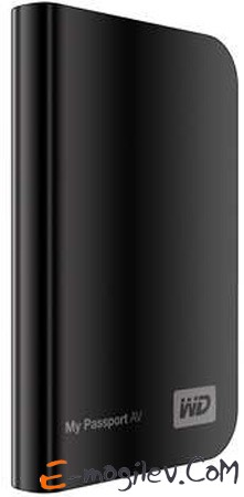 Western Digital 320Gb 2.5 WDBABS3200ABK-EESN Black