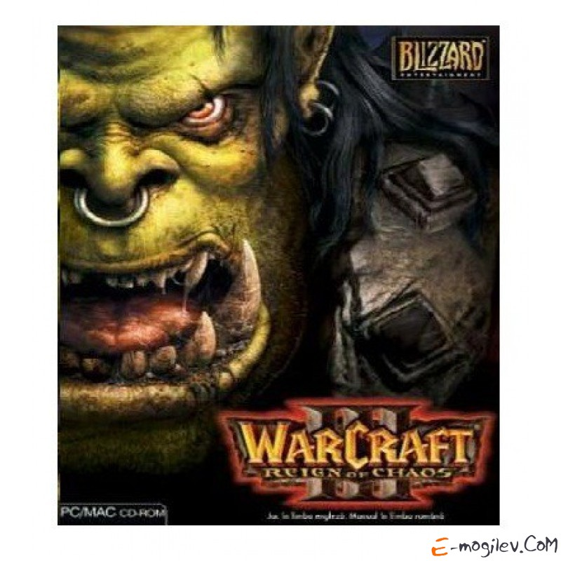 PC Warcraft III: Reign of Chaos rus (304)