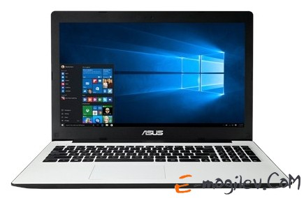 ASUS X553SA 15.6/Intel Celeron N3050(1.6GHz)/2Gb/500Gb/Intel HD/no DVD/WiFi/BT 4.0/Cam/Win10/Black <90NB0AC1-M01470>