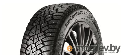 Continental IceContact 2 245/50 R18 104T Зимняя Легковая