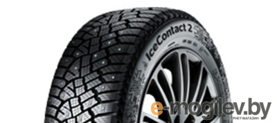 Continental IceContact 2 SUV 235/75 R16 112T Зимняя Легковая