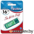 Smart Buy 16GB Glossy series Green SB16GBGS-G