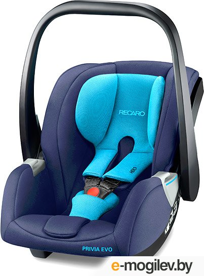 автокресла Recaro Privia Evo Performance Black 5517.21534.66