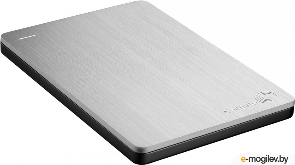 Seagate STDR2000201 2Tb Backup Plus Silver 2.5, USB 3.0