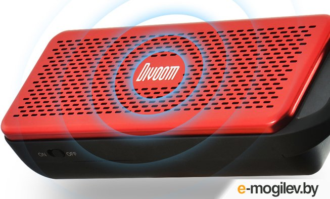 Divoom iTour-omni Red